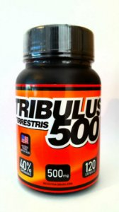 TRIBULUS TERRESTRIS 120CAPS 500MG