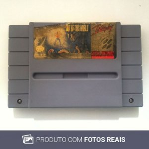 Jogo Out of This World - SNES
