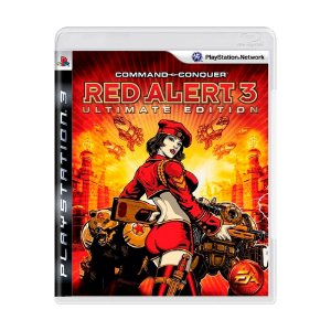 Jogo Command & Conquer: Red Alert 3 - PS3