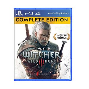 Jogo The Witcher III: Wild Hunt (Complete Edition) - PS4