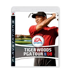 Jogo Tiger Woods PGA Tour 08 - PS3 [Europeu]
