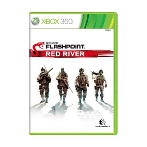 Jogo Operation Flashpoint: Red River - Xbox 360