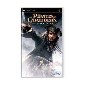 Jogo Pirates of The Caribbean: At Worlds End - PSP
