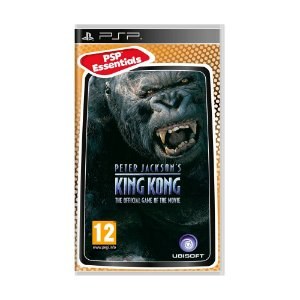 Jogo King Kong: The Official Game of The Movie - PSP [Europeu]