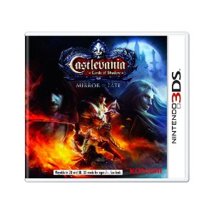 Jogo Castlevania: Lords of Shadow – Mirror of Fate - 3DS