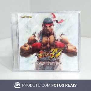 Trilha Sonora Street Fighter IV