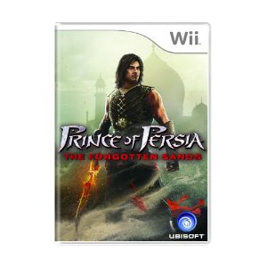 Jogo Prince of Persia: The Forgotten Sands - Wii