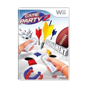 Jogo Game Party 2 - Wii