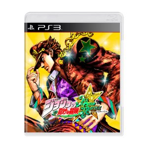 Jogo Jojo's Bizarre Adventure: All-star Battle - PS3 [Japonês]