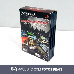 Jogo Need for Speed: Collector's Series - PS2