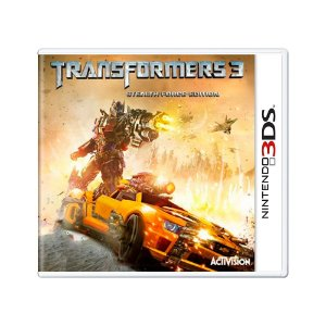 Jogo Transformers: Dark of The Moon -3DS