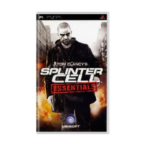 Jogo Splinter Cell: Essentials - PSP