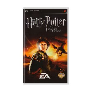Jogo Harry Potter and the Goblet of Fire - PSP