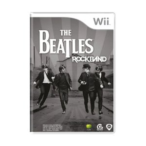 Jogo The Beatles: Rock Band - Wii