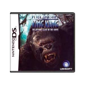 Jogo Peter Jackson's King Kong: The Official Game of The Movie - DS