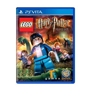 Jogo Harry Potter: Years 5-7 - PS Vita