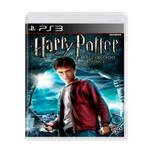 Jogo Harry Potter: And the Half Blood Prince - PS3