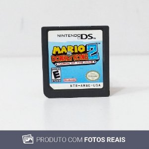 Jogo Mario Vs Donkey Kong 2: March of the Minis - DS