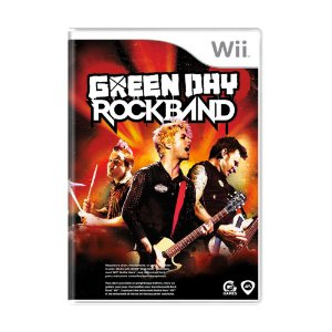 Jogo Green Day: Rock Band - Wii