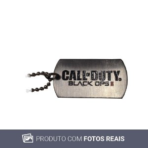 Colar Call of Duty: Black Ops III - Dog Tag