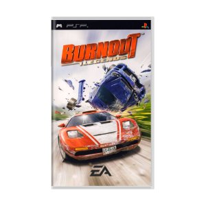 Jogo Burnout Legends - PSP