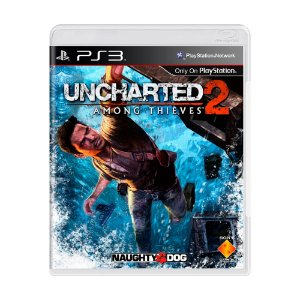 Jogo Uncharted 2: Among Thieves - PS3