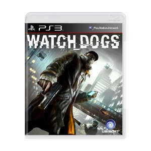 Jogo Watch Dogs - PS3