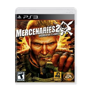 Jogo Mercenaries 2: World in Flames - PS3