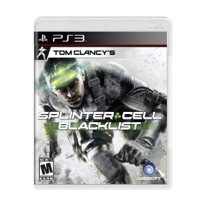 Jogo Tom Clancy's: Splinter Cell Blacklist - PS3