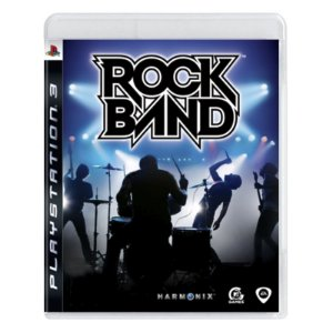 Jogo Rock Band - PS3