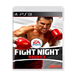 Jogo Fight Night Round 3 - PS3