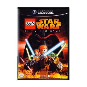 Jogo LEGO Star Wars: The Video Game - GC