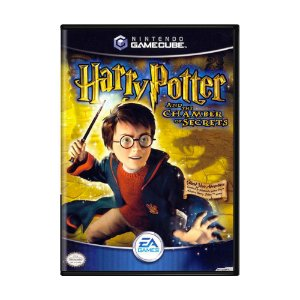 Jogo Harry Potter and The Chamber of Secrets - GC