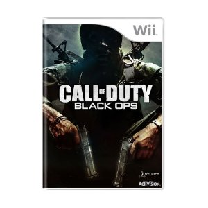 Jogo Call of Duty: Black Ops - Wii