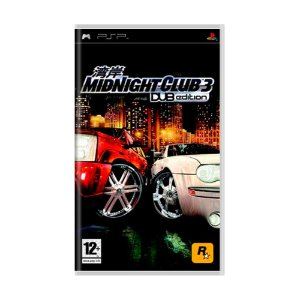 Jogo Midnight Club 3: Dub Edition - PSP