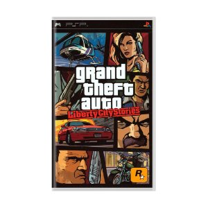 Jogo Grand Theft Auto: Liberty City Stories (GTA) - PSP