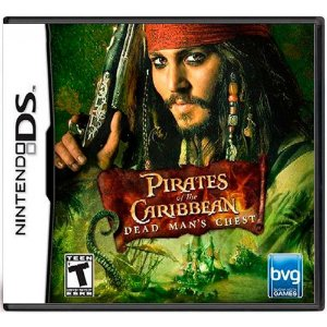 Jogo Pirates of The Caribbean: Dead Man's Chest - DS