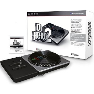 Turntable Activision DJ Hero 2 - PS3