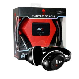 Super Headset Turtle Beach Ear Force PX3 sem fio - Multiplataforma