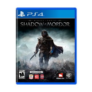 Jogo Middle-Earth: Shadow of Mordor - PS4 [Inglês]