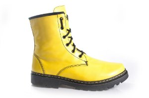 Boot Asplênio Amarelo - The Original Vegan