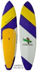 Prancha de Stand Up Paddle California Republic 10´ - R$ 3890,00 - Consulte disponibilidade do produto