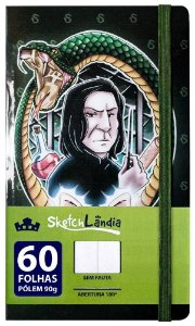 Sketchbook Harry Potter - Severo Snape 12x21cm Big
