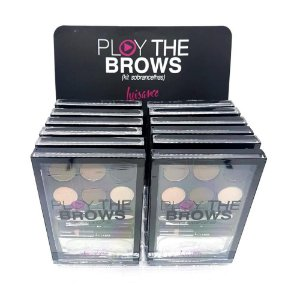 Sombras Matte Play The Eyeshadows