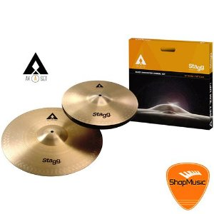 "Kit de Pratos Stagg AXA SET 13"" 16"""
