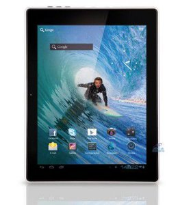Tablet MultiLaser 512MB 8GB Android 4.0 *7547*