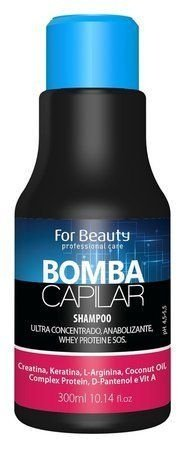 For Beauty Bomba Capilar Shampoo 300ml
