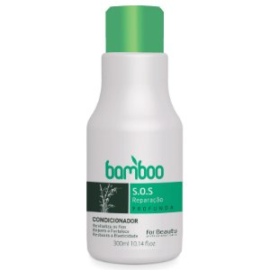 For Beauty Bamboo SOS Recuperação Condicionador 300ml