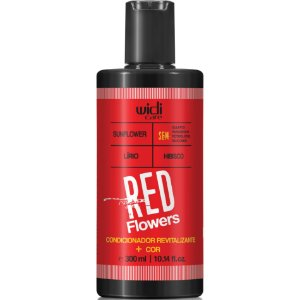 Widi Care Red Flowers Condicionador Revitalizante 300ml