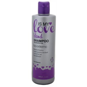 Is My Love Liso Extremo Shampoo Blond 500ml